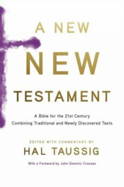 A New New Testament book cover